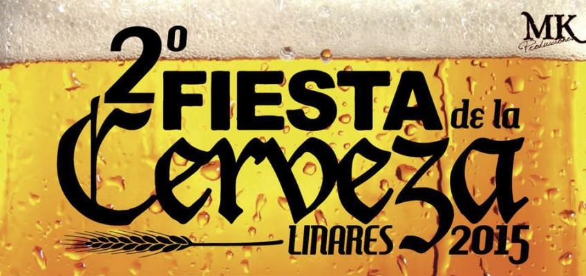 Fiesta de la Cerveza Linares 2015
