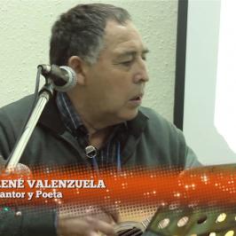Un Minuto de… René Valenzuela (Cantor)