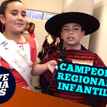 Campeonato Regional de Cueca Maule 2015