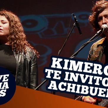Kimeros – Gira 'Me Gustas Pero No Tanto' 2015