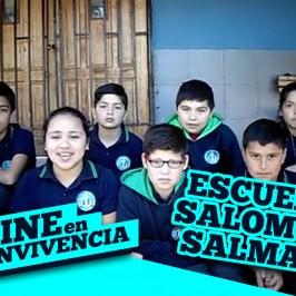 Cine en Convivencia: Capítulo 3 – Escuela Salomón Salman