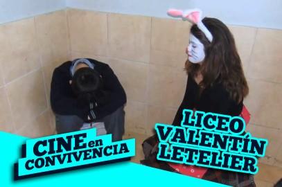 Cine en Convivencia: Capítulo 4 – Liceo Valentín Letelier
