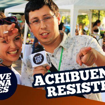 Festival Cultural Achibueno Resiste