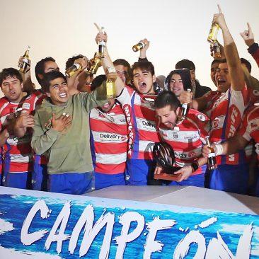 Linares, ¡Campeón de Rugby!