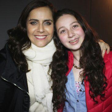 Nata Valdebenito en Linares