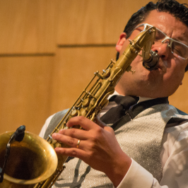 Ciclo de Conciertos en Saxofón
