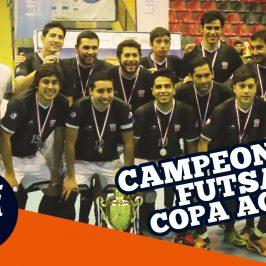 Campeonato Futsal Copa Acadi 2017