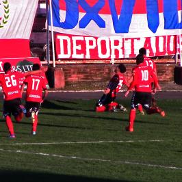 Deportes Linares 1-0 Trasandino