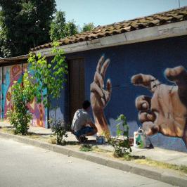 Sudaca Tropical: Primer Festival de Arte Urbano