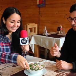 Visitamos Cefishe, el Ceviche de Linares