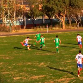 Trasandino de Los Andes 0-0 Deportes Linares [Fecha 19]
