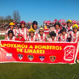 Deportes Linares vs. Municipal Santiago [Partido Completo]