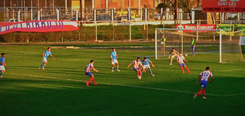 Deportes Linares 0-0 Municipal Santiago [Fecha 23]