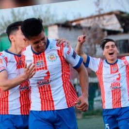 Ferroviarios 1-2 Deportes Linares [Fecha 24]